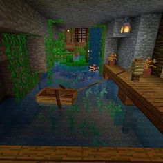 Villa Minecraft, Château Minecraft, Architecture Minecraft, Construction Minecraft, Minecraft Mansion, Cute Minecraft Houses, Minecraft House Designs, Amazing Minecraft, Minecraft Survival