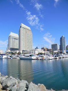San Diego Hyatt Hotel