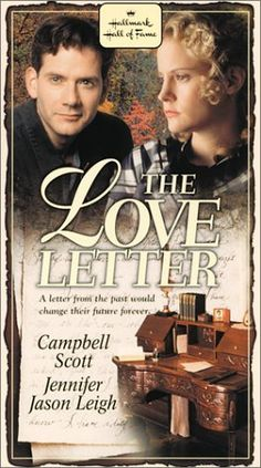 "Hallmark movie ""The Love Letter"""