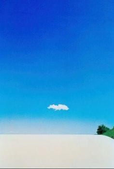 Franco Fontana, San Valentino, Emilia, Italia, 1968 Franco Fontana, Minimalist Photography, Above The Clouds, Modern Artists, Polaroids, Abstract Photos, Urban Landscape, Landscape Photography, Surfing