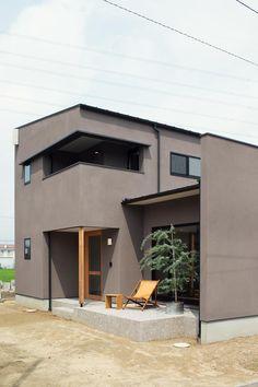 Concept Architecture, Modern Architecture, Dream Home Design, House Design, Minimal Home, House Landscape, Exterior Paint Colors, Outdoor Life, Outdoor Decor