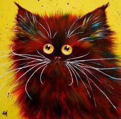 Kim Haskins Cats | BasilIncognito
