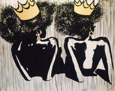"""Whitney Austin   """"Queendom"""" Prints"""