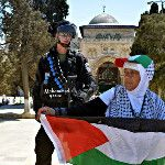 #PHOTO: Today in Palestines occupied East Jerusalem. #Palestine #Jerusalem #EastJerusalem #Israel #BDS