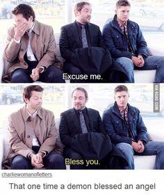 Just Supernatural
