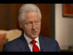 """WATCH: CBS News Selectively Edits Embarrassing Moment Out Of Bill Clinton Interview 