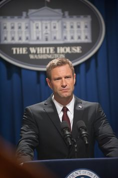 Aaron Eckhart for President