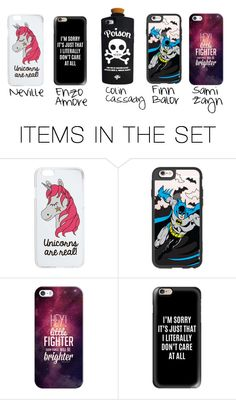 """""""The Phone Case He Gets You"""" by thedarkestofhearts ❤ liked on Polyvore featuring art"""