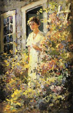 The Summer Garden  Abbott Fuller Graves