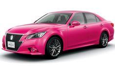 Toyota Crown S210 Hybrid Athlete Pink 2013 #NissanSunny #nissancars #VisitPhilippinesAGAIN2016 #NissanPH #ไฟแนนซ์ผ่านง่าย #wanderlust #siamnissanauto #altima #DatsunRediGo #Nissan #MumbaiCars #รับรถได้เลย #โปรโมชั่นดี๊ดี #interested #forcostomers