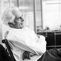 German architect Frei Otto was posthumously named the 2015 Pritzker Prize laureate. On Monday, the architect passed away, causing the Pritzker jury to push the prize announcement forward by two weeks. The jury visited the architect . German Architecture, Study Architecture, Contemporary Architecture, Richard Neutra, Santiago Calatrava, Frank Gehry, Frank Lloyd Wright, Olympia, Membrane Structure