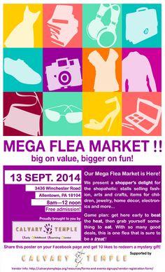 17 Best Flea Market Flyer Images Marketing Marketing