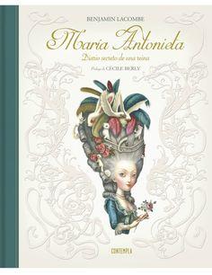 'María Antonieta' de benjamín lacombe