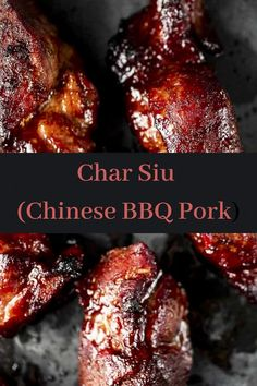 Discover what are Chinese Meat Cooking Char Siu Pork Recipe, Char Siu Sauce, Bbq Pork Tenderloin, Pork Chops, Chinese Bbq Pork, Chinese Bbq Sauce, Pork Recipes For Dinner, Pork Dishes, Asian Cooking