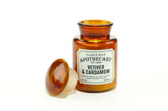 Paddywax Vetiver and Cardamon Candle. Available from: http://www.rooi.com/product/paddywax-apothecary-candle