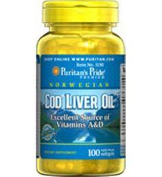 El bacalao noruego ha sido tradicionalmente una de las fuentes naturales más populares de ambas vitaminas A y D. La vitamina D ayuda a mantener los huesos saludables en los adultos y la vitamina A ayuda a tener una buena salud ocular.