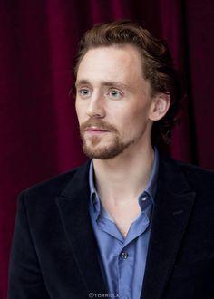 Tom Hiddleston. #WarHorse promo. 2011.