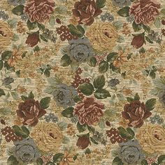 Upholstery Fabric K7033 Maple Tapestry
