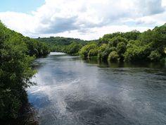 Río Miño a su paso por Lugo  por Abel Magdalena Carba…