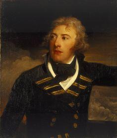 Captain Joseph Sydney Yorke, 1768-1831 - Henri Pierre Danloux, 1787-95