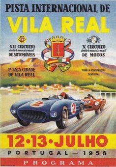 1958 Portugal international auto race