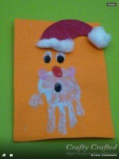 Christmas Handprint Crafts for Kids Christmas Handprint Crafts for Kids Preschool Christmas Crafts, Daycare Crafts, Christmas Activities, Craft Activities, Preschool Crafts, Toddler Crafts, Holiday Crafts, Holiday Fun, Santa Crafts