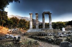 temple of gods - wonderful island for those who love fresh food, nature, clean, quiet beaches.and few tourist traps.
