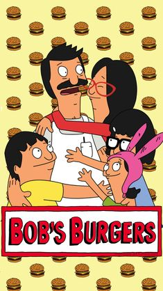 Bob's Burgers iphone 5 wallpaper by BrittanyEffect on DeviantArt Famous Cartoons, Cool Cartoons, Bobs Burgers Wallpaper, Burger Images, Belcher Family, Iphone 5 Wallpaper, Cellphone Wallpaper, Phone Backgrounds, Phone Wallpapers