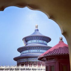 Explore the Forbidden City in #Beijing #China. Photo courtesy of sallies on Instagram.