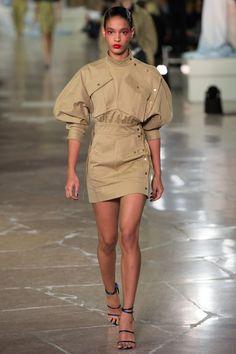 Kenzo Spring 2017 ready-to-wear collection Paris Fashion Week Fast Fashion, Fashion Week, Look Fashion, Runway Fashion, Spring Fashion, High Fashion, Fashion Show, Autumn Fashion, Fashion Outfits