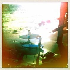 SUP-Kurs in der Malibu-Colony