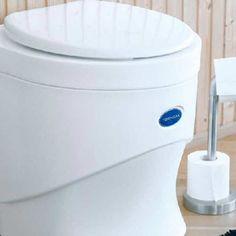 Separett Dry Composting Toilets