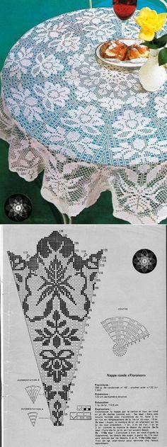 Kira scheme crochet: Scheme crochet no. 1568