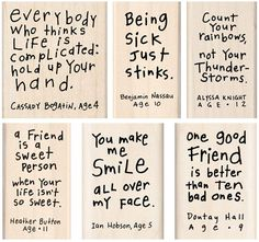 QUOTES BY KIDS - Yahoo Search Results Yahoo Image Search Results