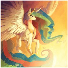 And another awesome Celestia!