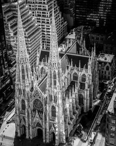 Saint Patrick's Cathedral by KSayegh Photography  New York City Feelings  The Best Photos and Videos of New York City including the Statue of Liberty, Brooklyn Bridge, Central Park, Empire State Building, Chrysler Building and other popular New York places and attractions.
