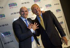 Pit Bull becoming a part owner with Miami Subs CEO Richard Chwatt