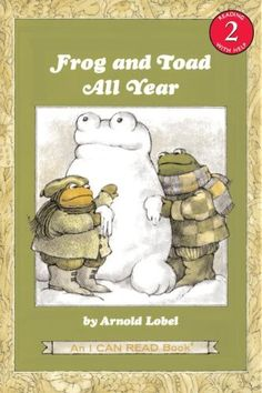 Frog and Toad All Year (I Can Read Book 2) by Arnold Lobel http://www.amazon.com/dp/0064440591/ref=cm_sw_r_pi_dp_xGpcwb0FGJGSW