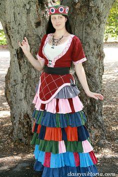 Minoan dress! Mystery of History Volume 1, Lesson 12 #MOHI12