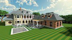 Plantation Mansion – Minecraft Building Inc