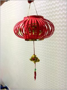 its time to dig out your ang pow packets and make chinese new year decorations again - Chinese New Year Decorations