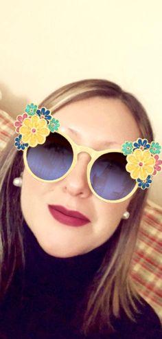311793c45e Haaa ha !!! These ( Snapchat ) sunglasses say... I m a free spirit ! lol