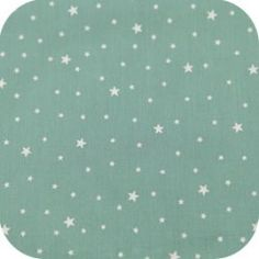 MENTHE GLACÉE - Tissu Première étoile