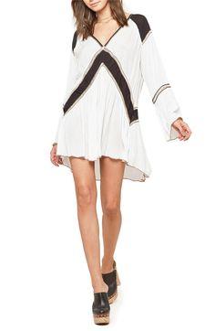 Main Image - Amuse Society Topaz Swing Dress