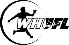 Local Ultimate Frisbee League alternate logo design