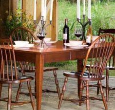 Gat Creek Furniture #madeinUSA via madeinamericasecrets.com