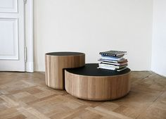 Coffee table in different levels – By Dan Yeffet and Lucie Koldova | Ideas To Steal