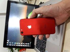 Iphone 6s 16gb QT Rose Gold lên vỏ 7 Red  9999%