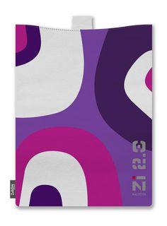 "Funda para tablet Kalcetín modelo Pop Violet. Para 7"" y 11"". www.ziron.es Kids Rugs, Pop, Home Decor, Templates, Popular, Decoration Home, Kid Friendly Rugs, Pop Music, Room Decor"