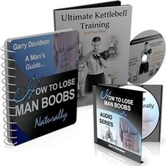 """Garry Davidson's Book How To Lose Man Boobs Naturally free download (.pdf). Man boobs can creep up on anyone. Although usually a direct result of carrying excess body fat, they can also happen when your testosterone levels dip too low and your estrogen levels get too high, a medical condition called gynecomastia. That's why even lean guys can get big breasts. In most cases, though, these two causes aren't mutually exclusive. """"Excess adipose"""